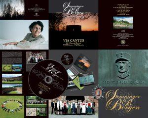 "Via Cantus ""Stemninger På Borgen"" LJB Music Records 002 ℗©2007"