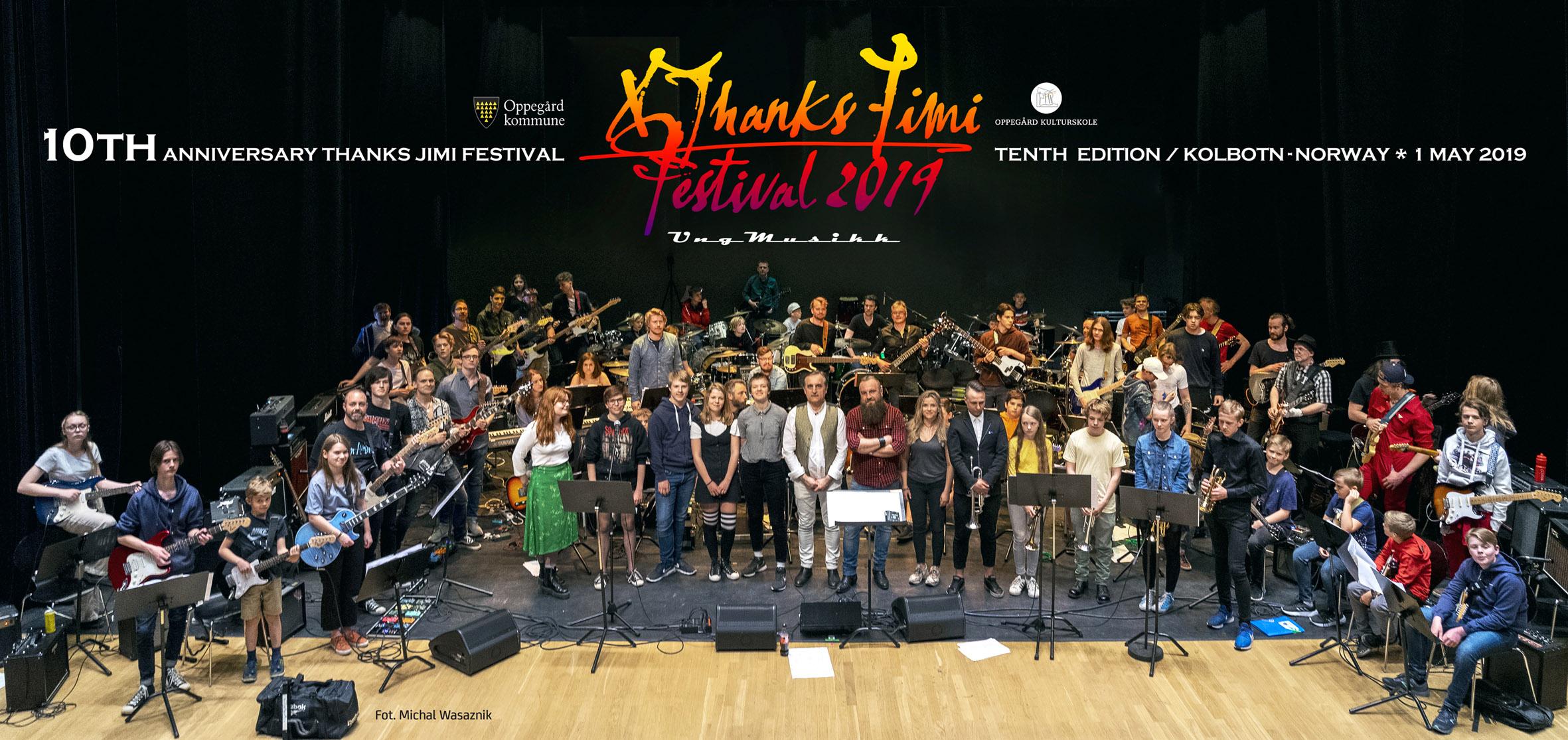 Thanks Jimi Festival 2019