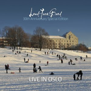 LIVE in OSLO CD Cover