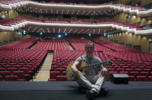 Orchard Hall, Tokyo. On tour with AHTO - 2017