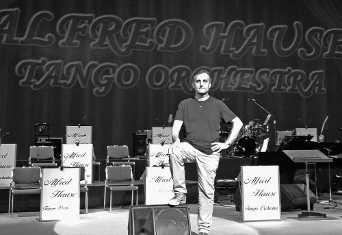 Alfred Hause Tango Orchester
