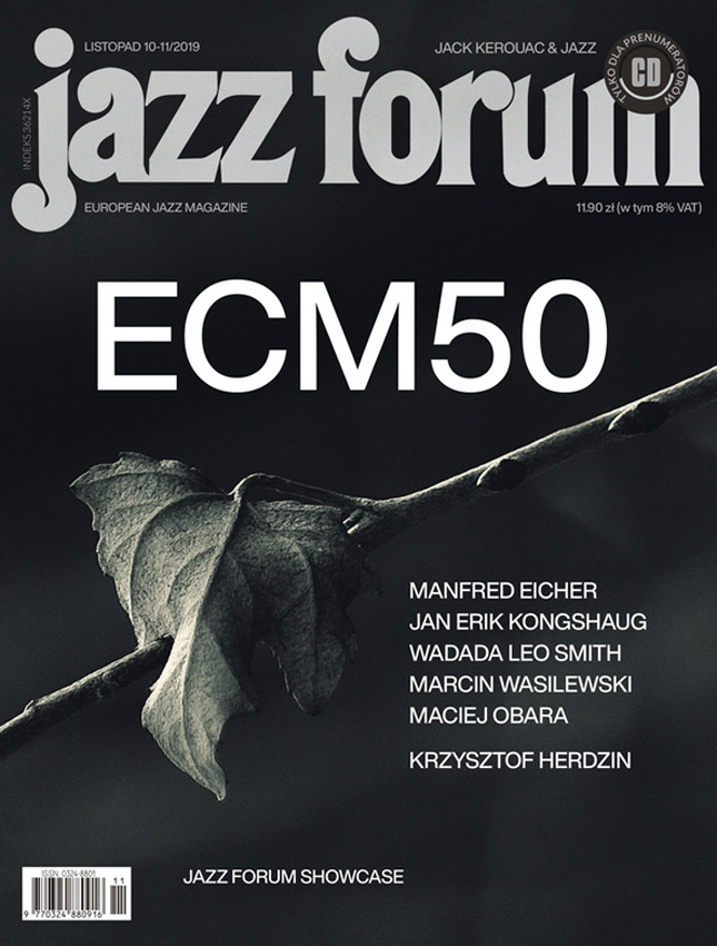 Jazz Forum listopad 2019