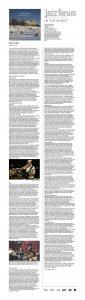 wywiad Jazz Forum 1-2 /2020