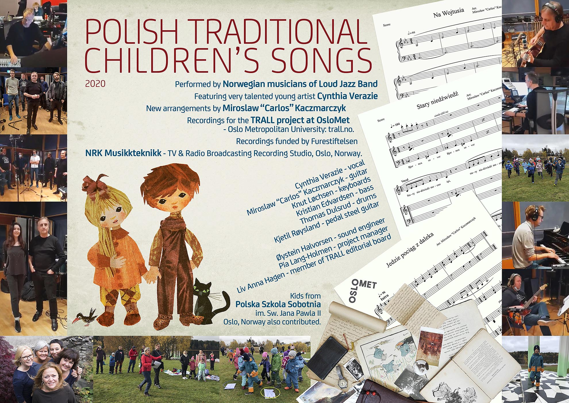 Polish Traditional Children's Songs